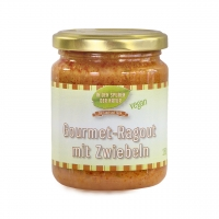 Gourmet-Ragoût végétal aux oignons