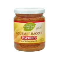 Gourmet-Ragoût végétal au poivrons