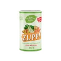 Zupp! Assaisonnement & bouillon, boîte verseuse